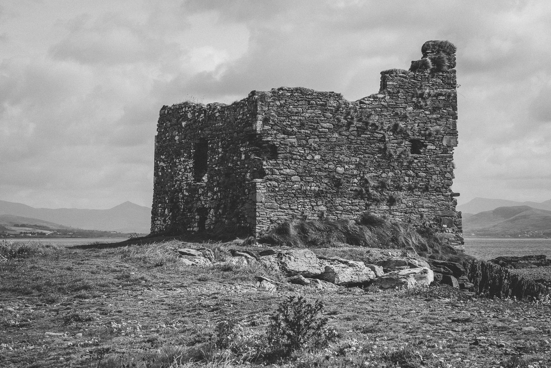 Ballinskelligs Castle, Ireland
