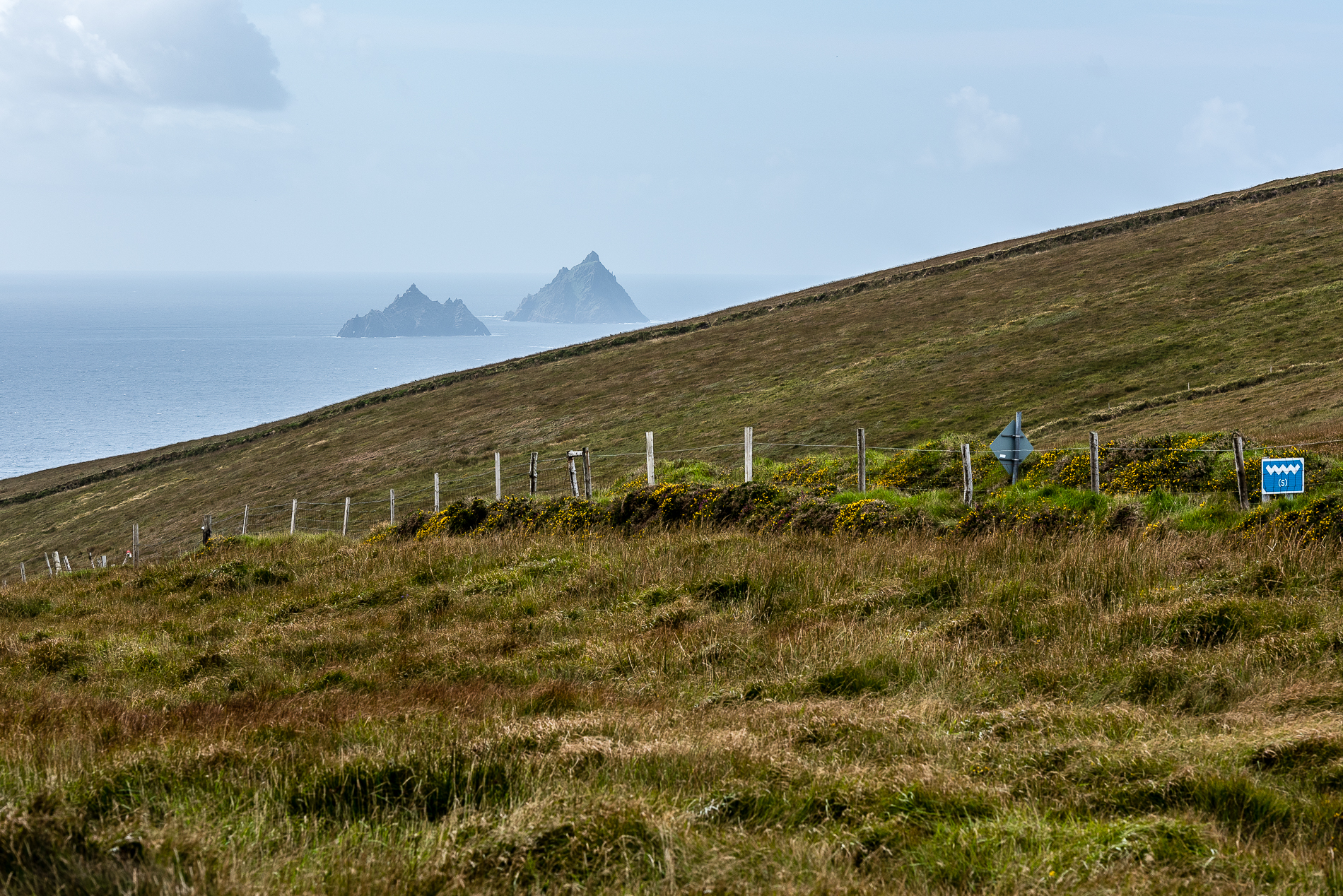 Wild Atlantik Way, Skellig Islands, Ireland