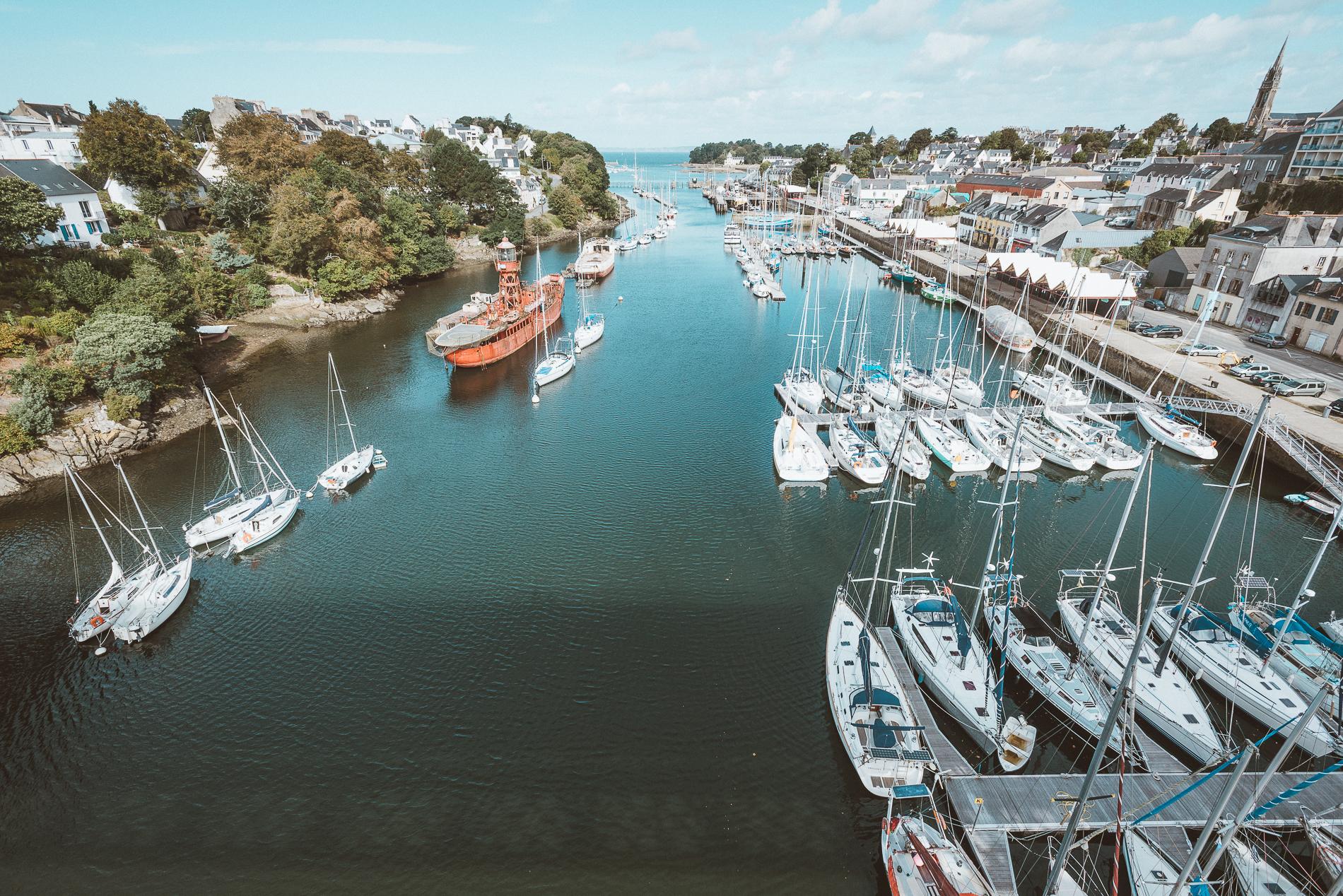 Tréboul, Brittany