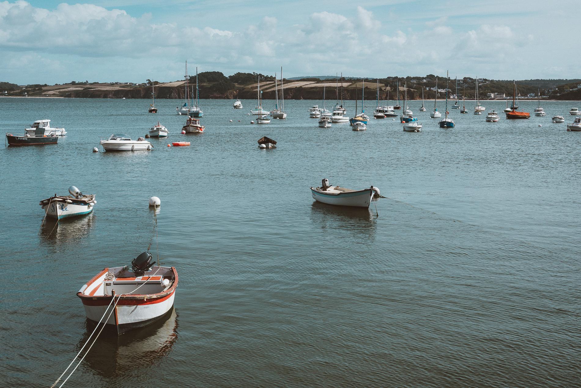 Douarnenez, Brittany