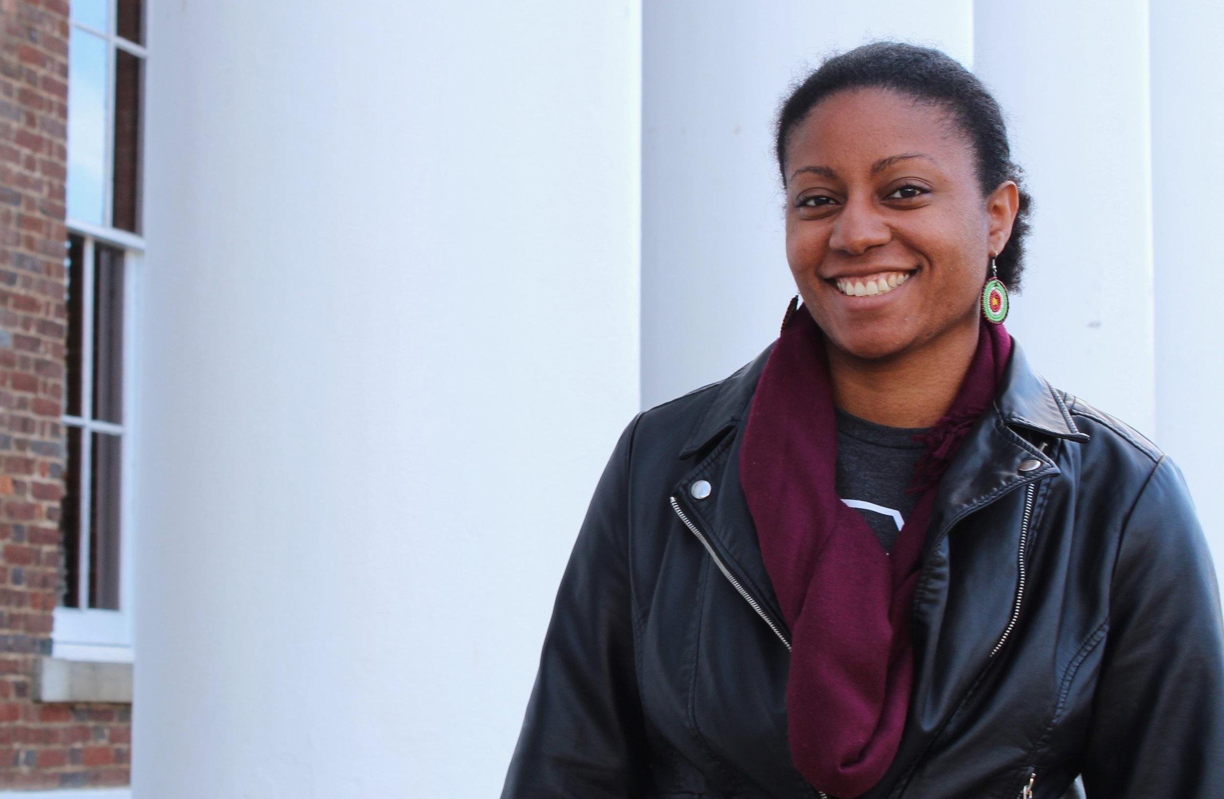 Nadine Michel, Horizons Fellow Mentor & M.D./Ph.D. candidate