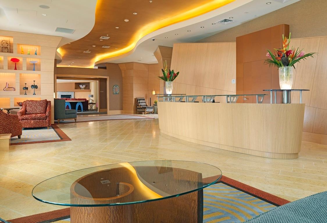main lobby   photo by Richard Mandelkorn