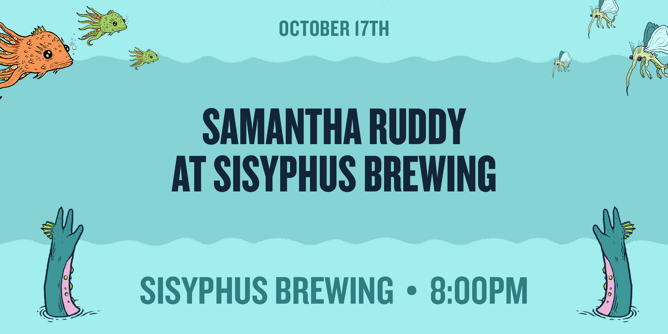 OCT17-Samantha Ruddy at Sisyphus Brewing.jpg