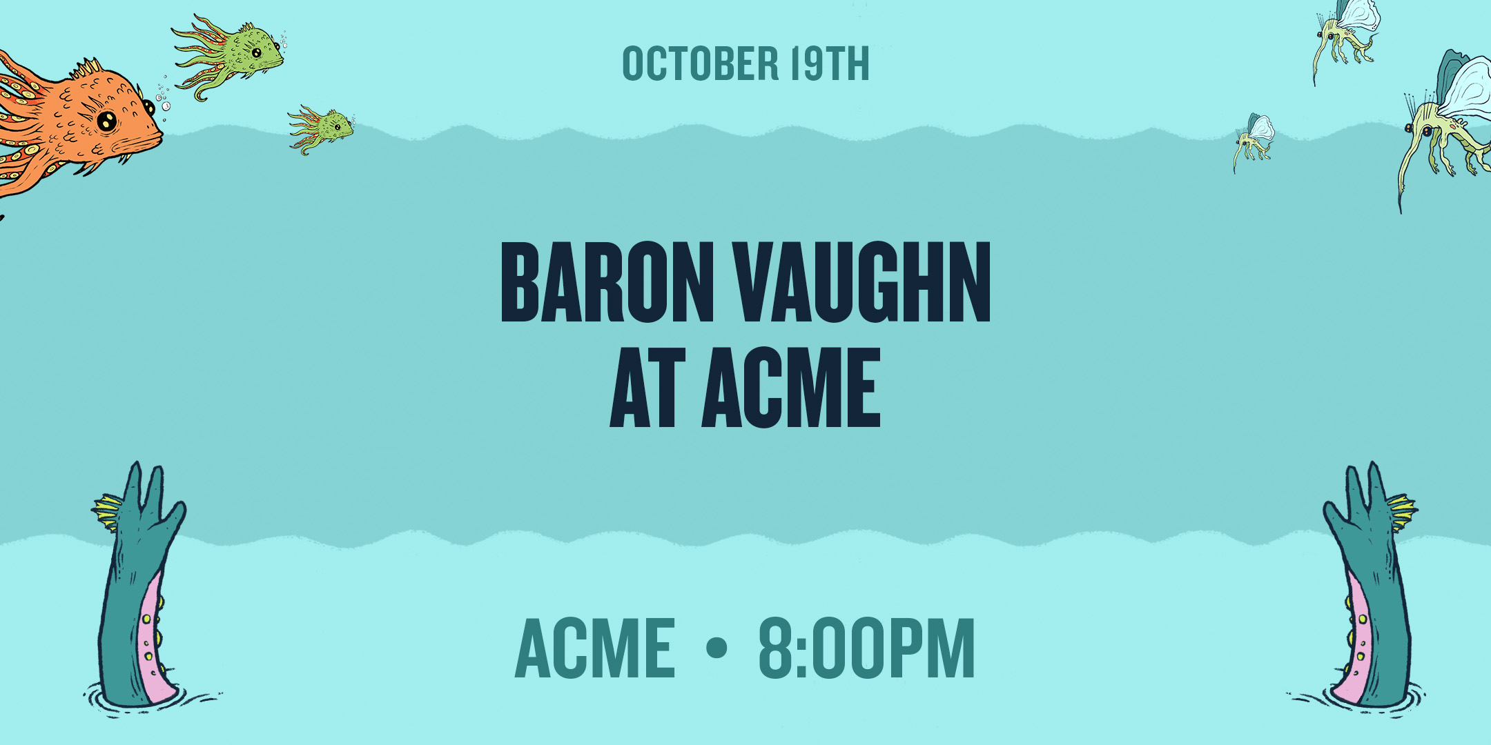 Baron Vaughn at Acme.jpg
