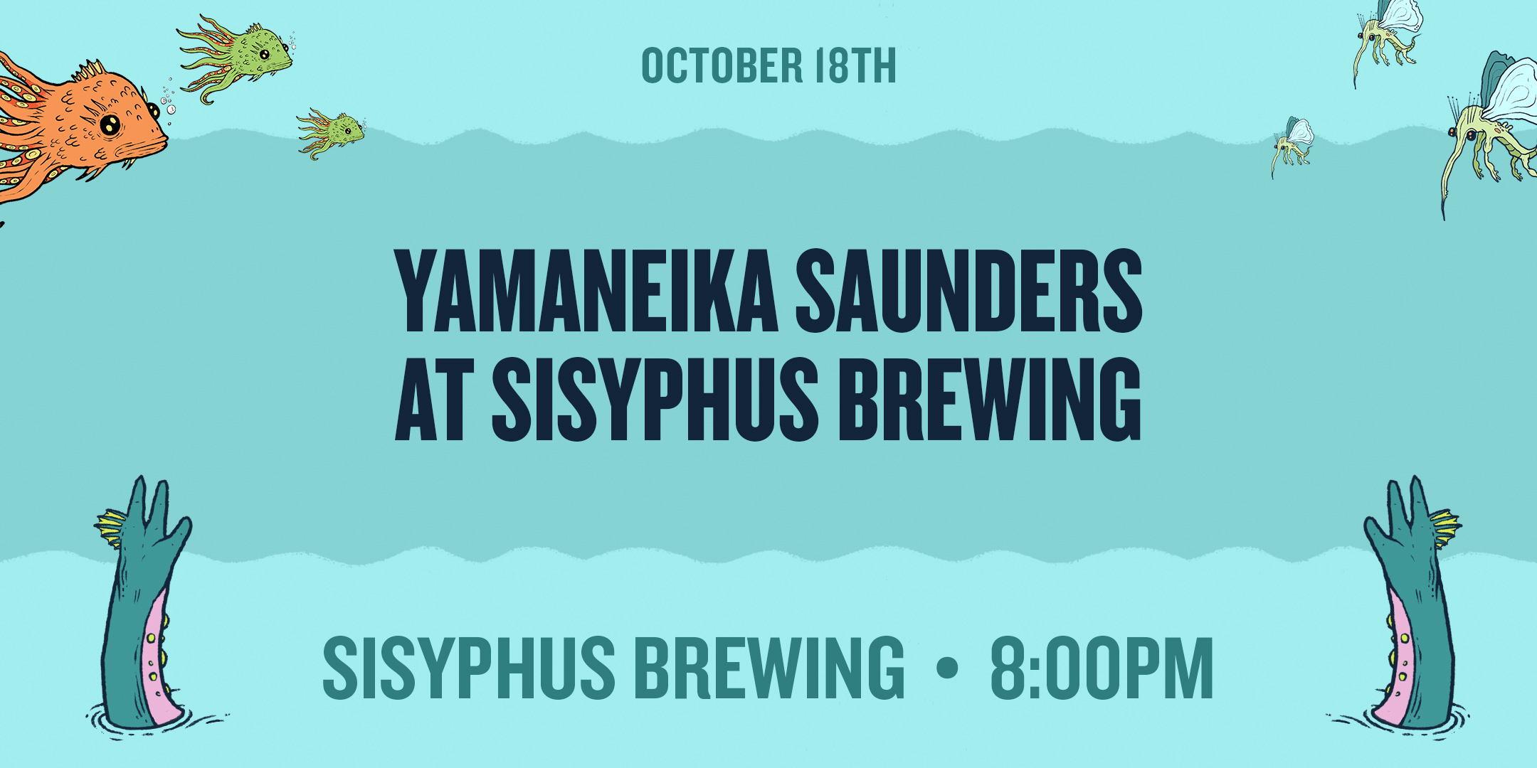 OCT18-Yamaneika Saunders at Sisyphus Brewing.jpg