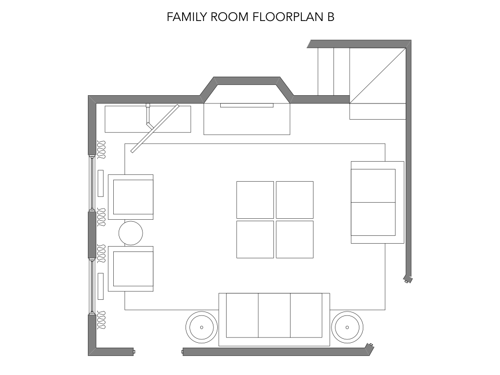 Floorplan Option B