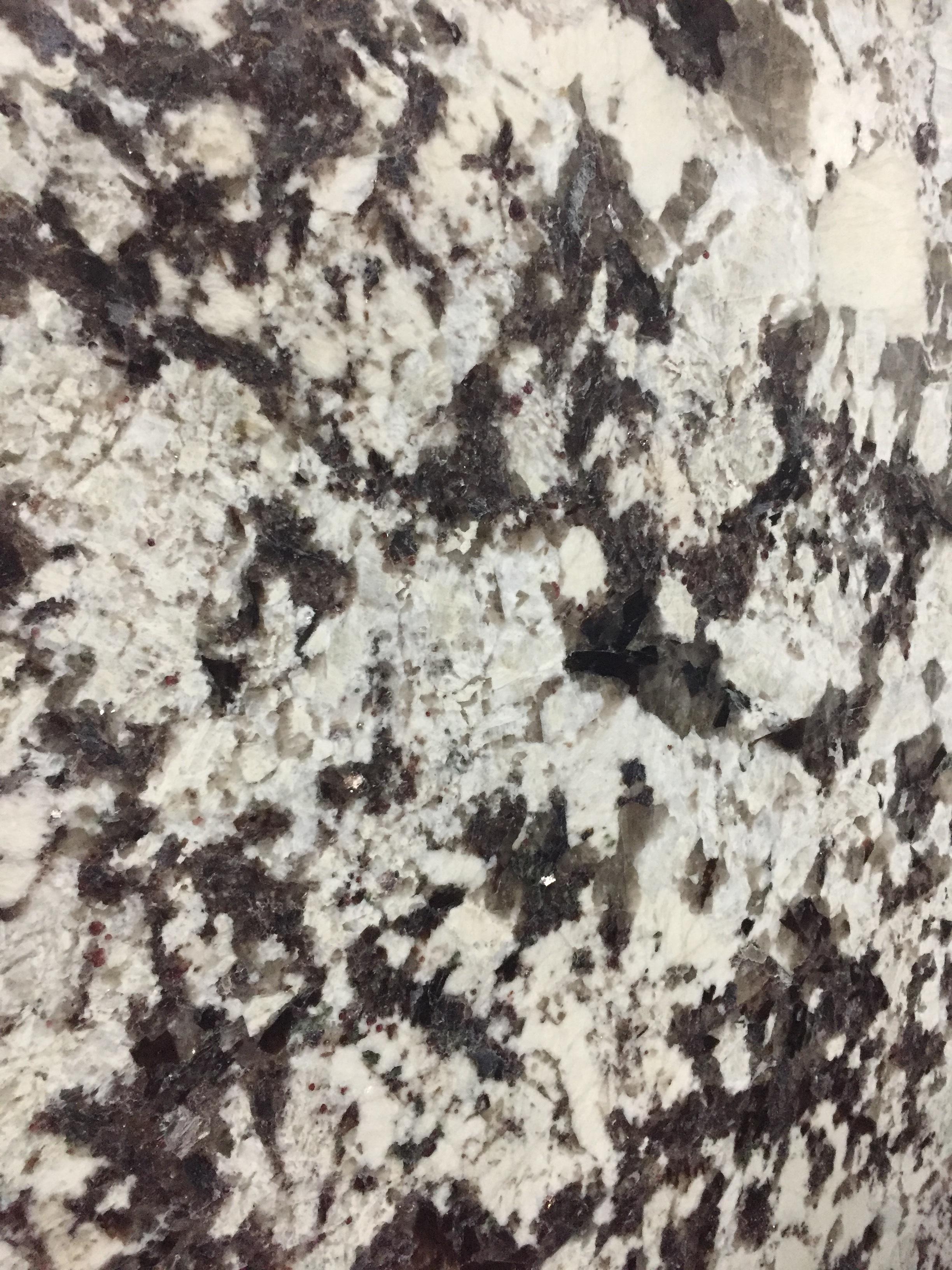 Up Close Royal White Granite