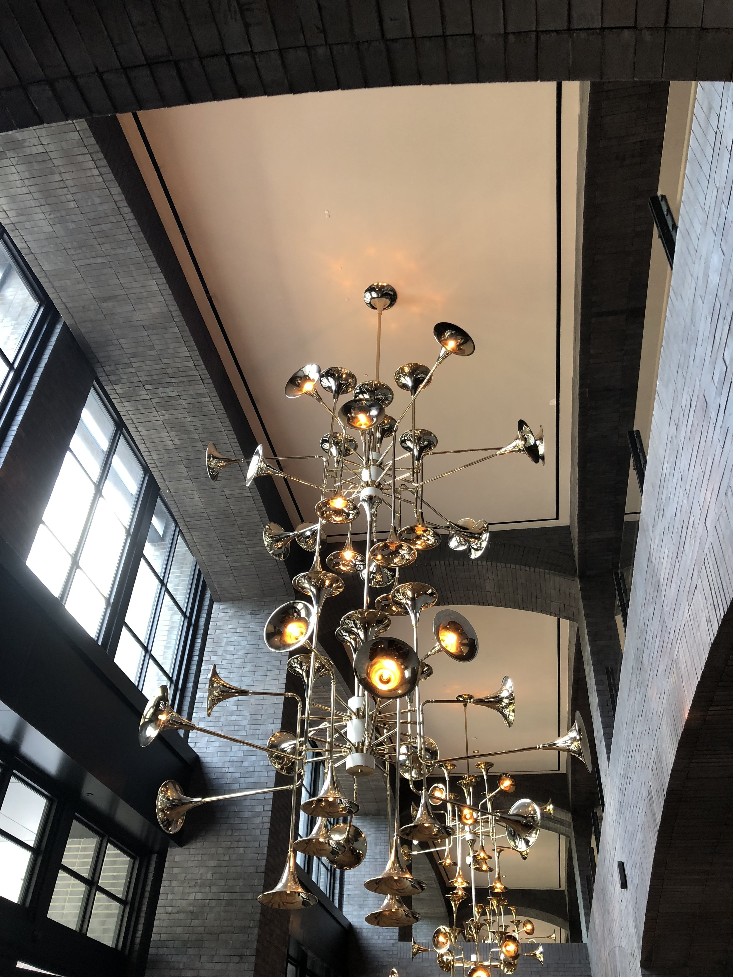 """""""Everything is bigger in Texas"""" and this chandelier fits this saying perfectly.Lighting is my favorite design element and this is a show-stopping example of how diverse and unique a fixture can be"""