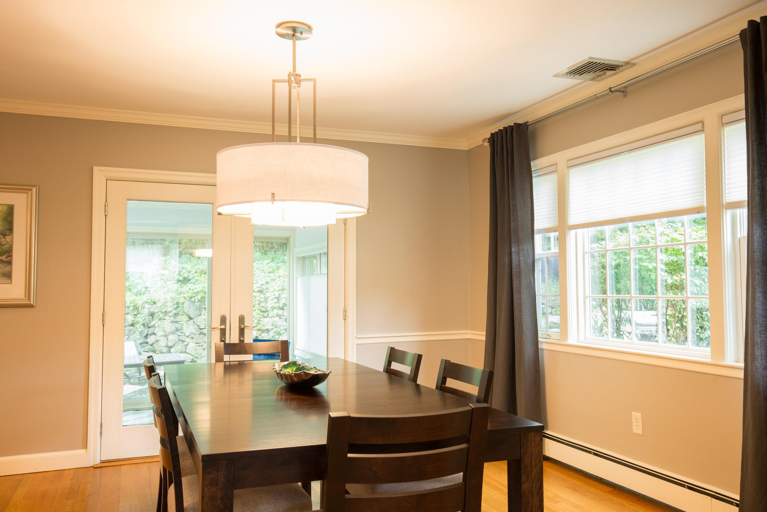 Dining Room Design - Lexington, MA