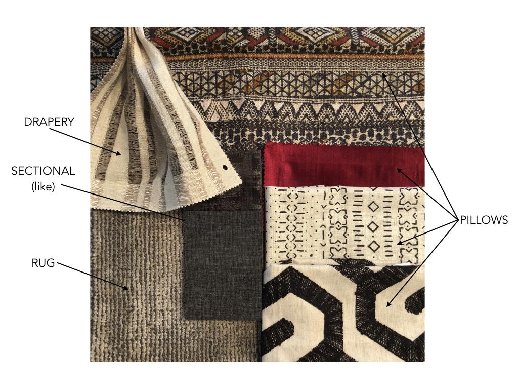 Fabric Board - Concept