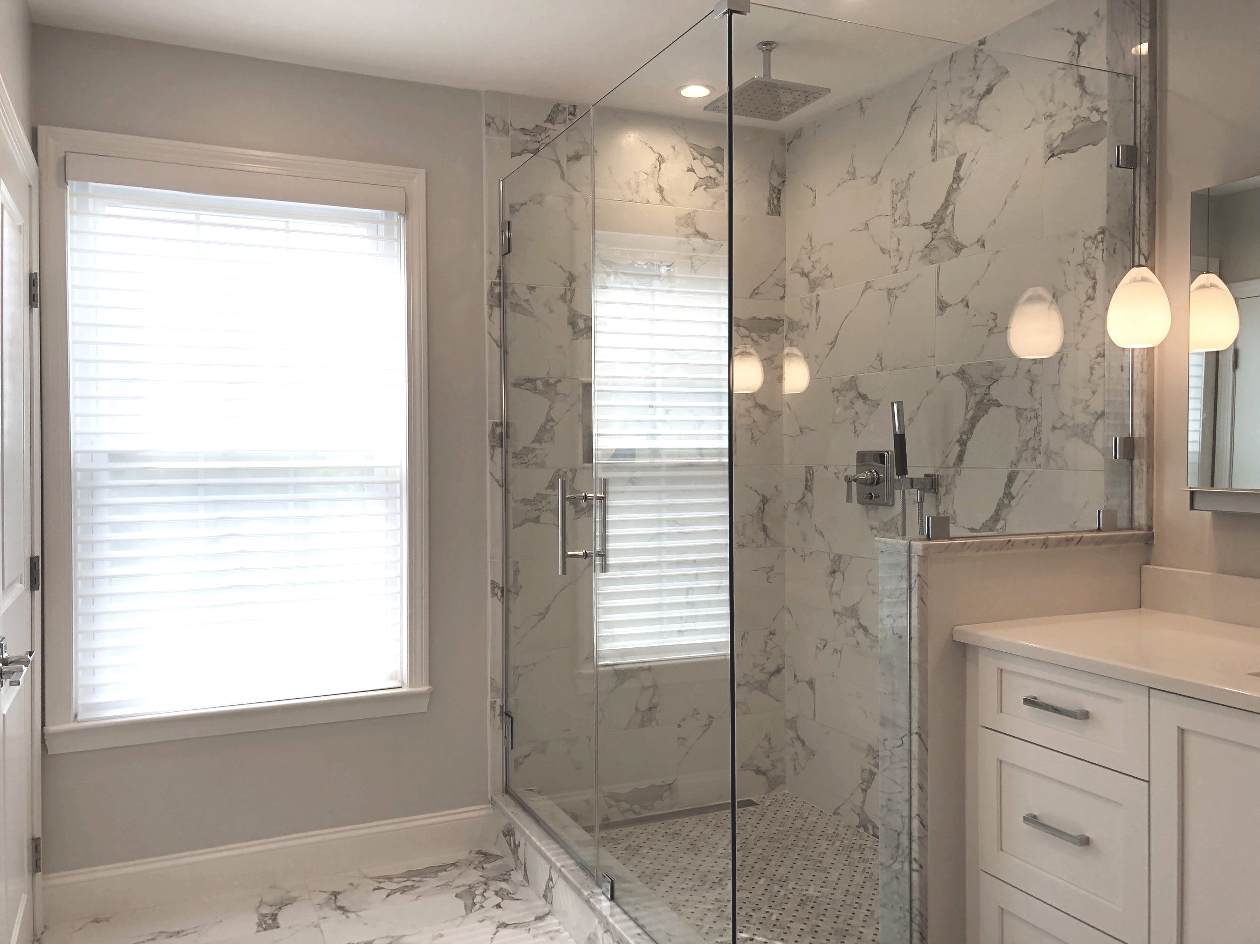 Master Bathroom Renovation Pelham NH 1