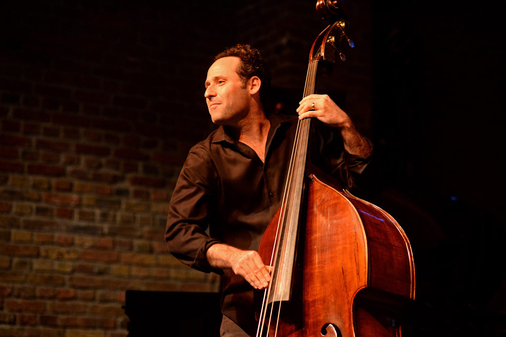 Peter Seymour - Double bassist Peter Seymour has performed with many of the world's most highly acclaimed artists and ensembles, including the Cleveland Orchestra, New World Symphony, Houston Symphony, New York City Ballet,  Iris Orchestraand the Colorado Music Festival. He was the recipient of the Downbeat Magazine Award for Best Jazz Soloist and has shared the stage with such luminaries as Wynton Marsalis, Roy Hargrove and Bobby McFerrin.Since the inception of PROJECT Trio, Peter has taken on many roles, including CEO, manager, and community engagement director. He is especially passionate about education and outreach and has organized events for the Trio benefiting over 500,000 students on four continents in seventeen countries and over 40 States.  Peter also serves as the director of PROJECT Trio: The Studio, a post graduate program in 21st century chamber music and entrepreneurship that focuses on performance, improvisation, composition, recording, video production, and exploring new business models.Peter received a Bachelor of Music degree from the Cleveland Institute of Music and a Master's Degree in Bass Performance from Rice University where he was a student of Paul Ellison. He lives with his wife and two daughters in Brooklyn, NY.