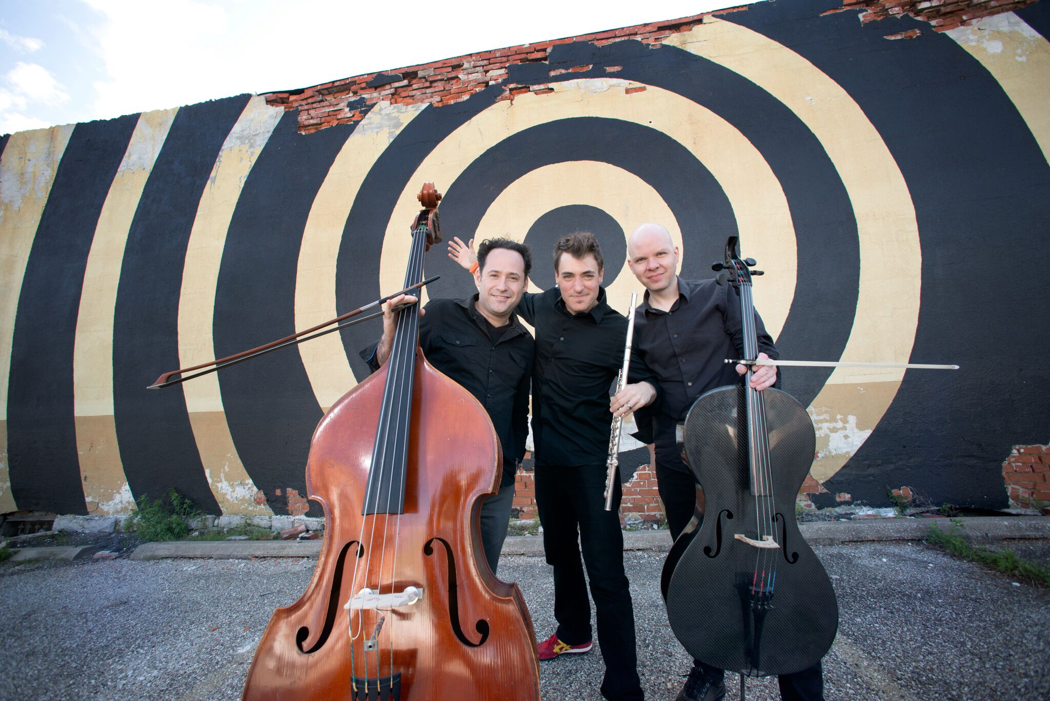 PROJECT Trio: The StudioMusic and Wine -