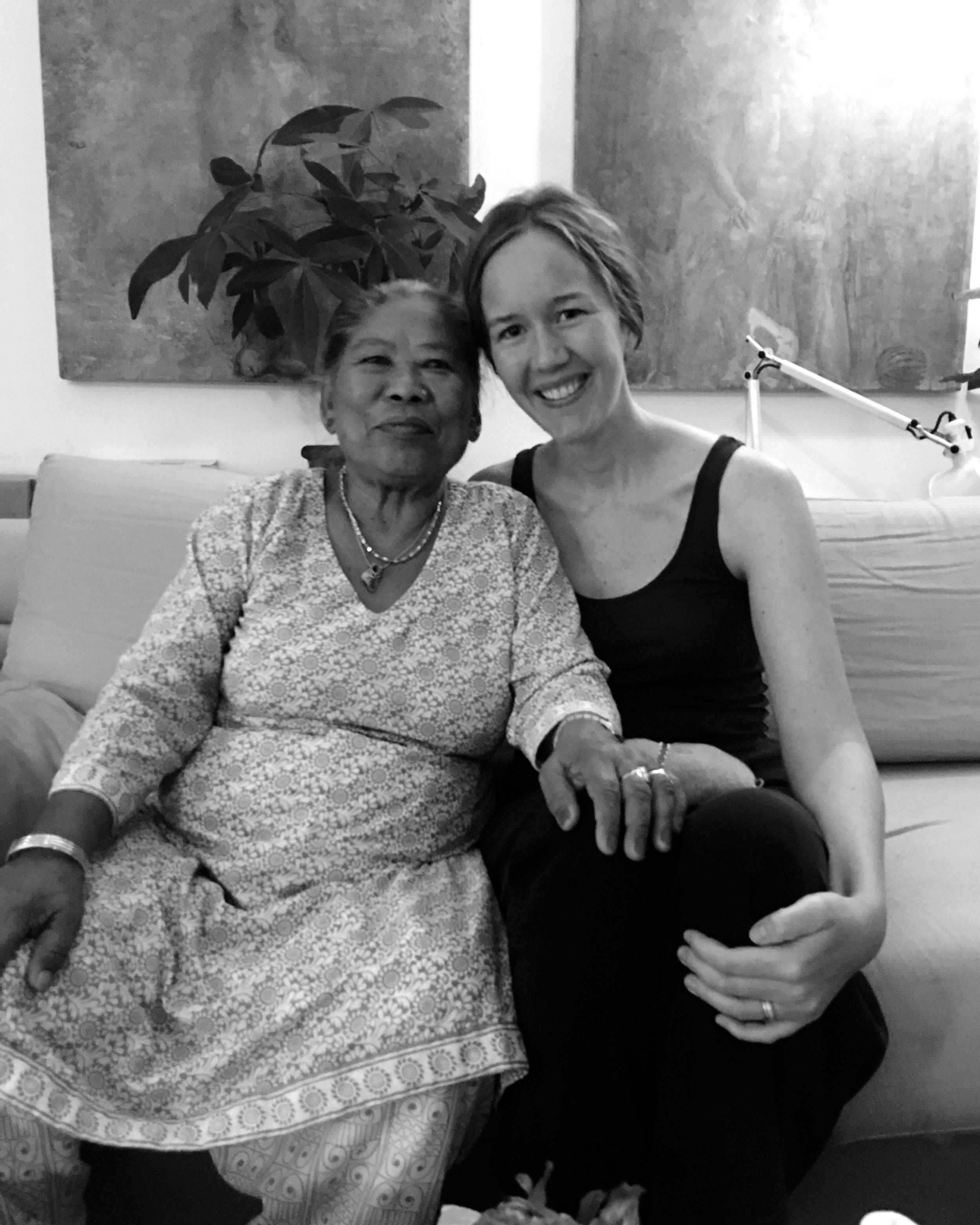 Grandmother Aama Bombo, Bon Shaman, one of the 13 Indigenous Grandmothers  http://www.grandmotherscouncil.org