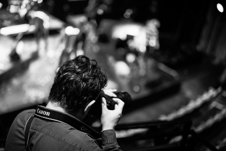 Phil Mitchell - photographer