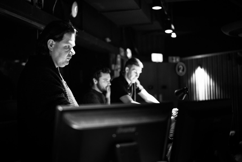 John, Nico & Joshua - lights & sound
