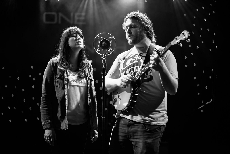 Jonas & Jane - soundcheck