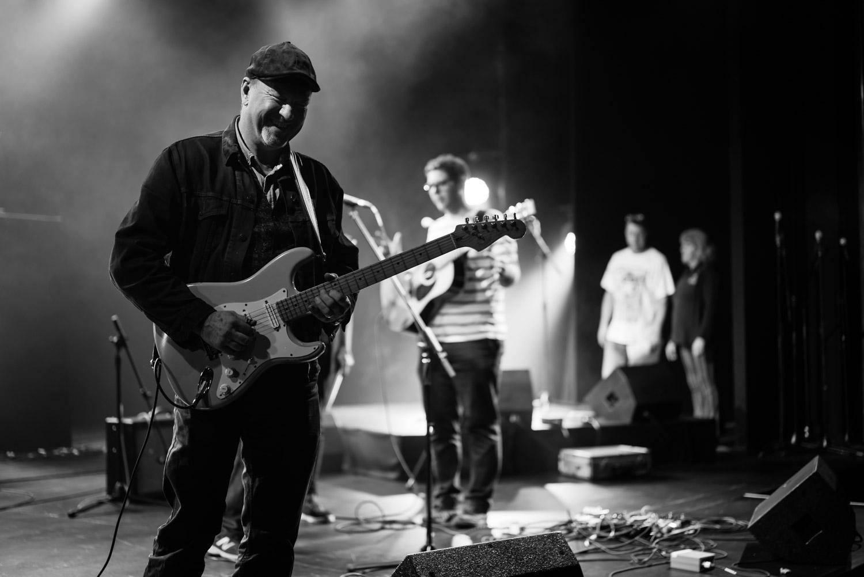 Mark Finn - Bemis soundcheck