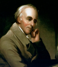 Benjamin Rush was a signer of the Constitution, and a doctor. He believed that punishment and incarceration only made people more likely to reoffend.