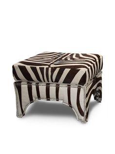 Elite Leather - Candemir Ottoman 24 Zebra Hide.jpg