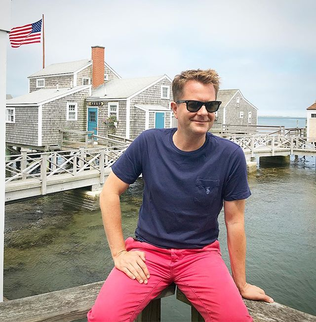 I'm in Nantucket! A fun week planned including a book-signing Saturday morning 10:30 at Mitchell's Book Store. I'll also be taking over @peterfasano Instagram while here so go on over and check them out 🇺🇸