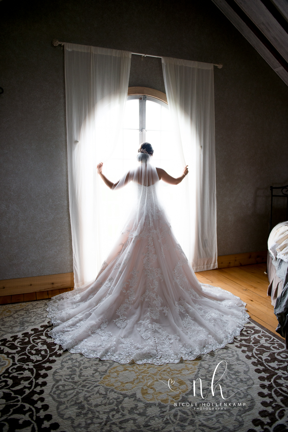 Absolutely beautiful! Cannot wait to see the rest!!! - Dane Austin - 10/16/2017 - Groom {La Crosse, Wisconsin