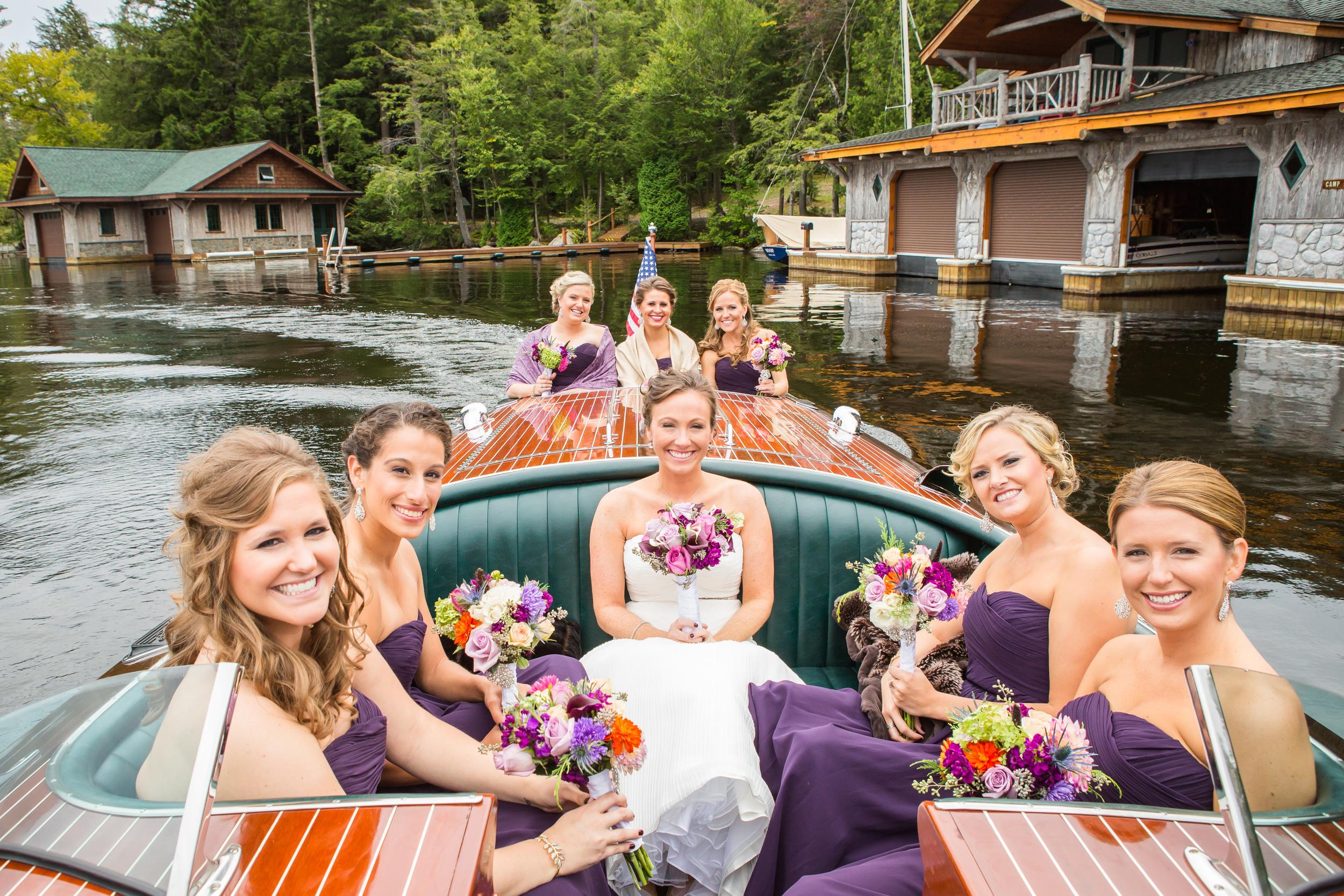 antique_wooden_boat_brides_adirondack_boathouse