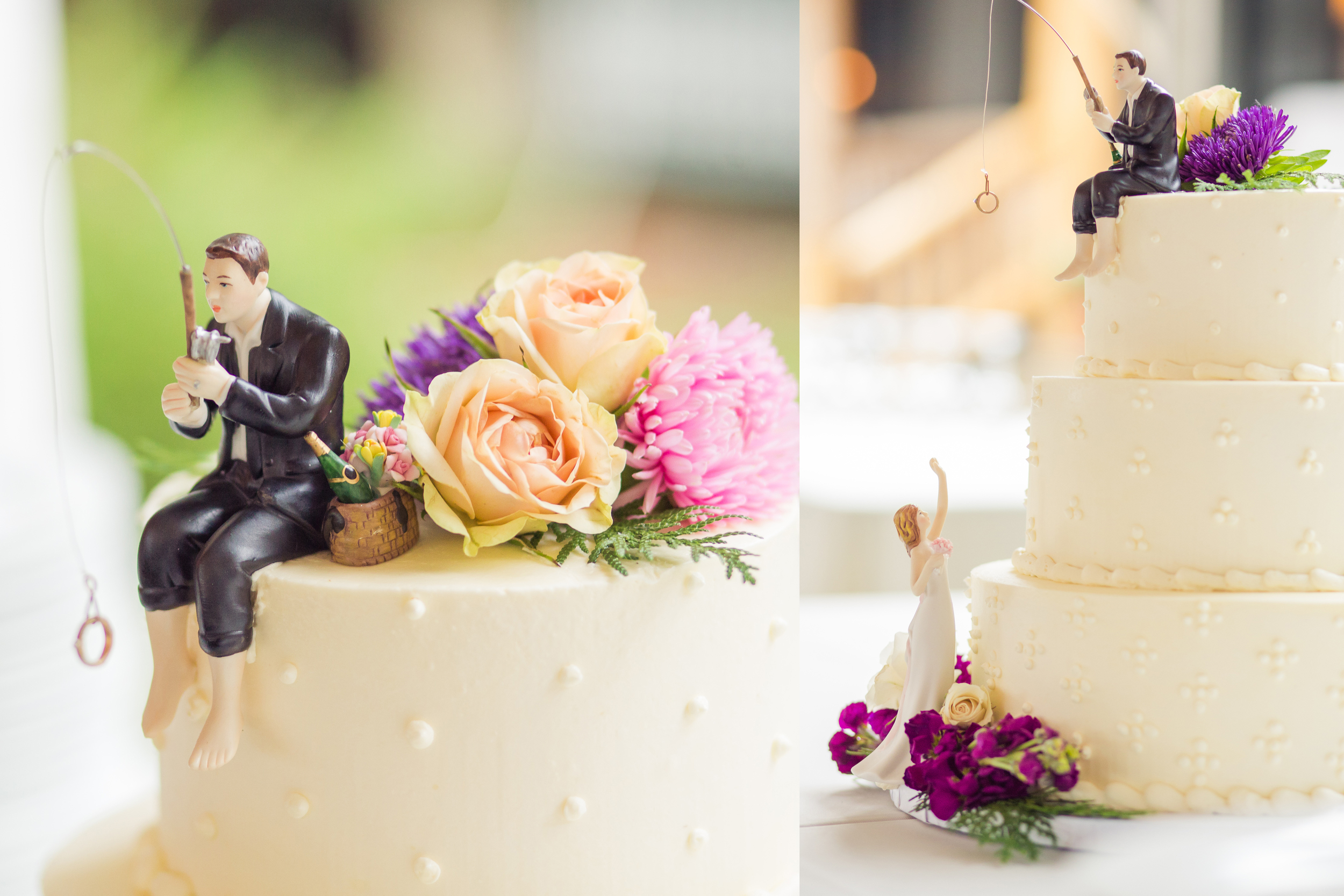 beautiful_fishing_wedding_cake