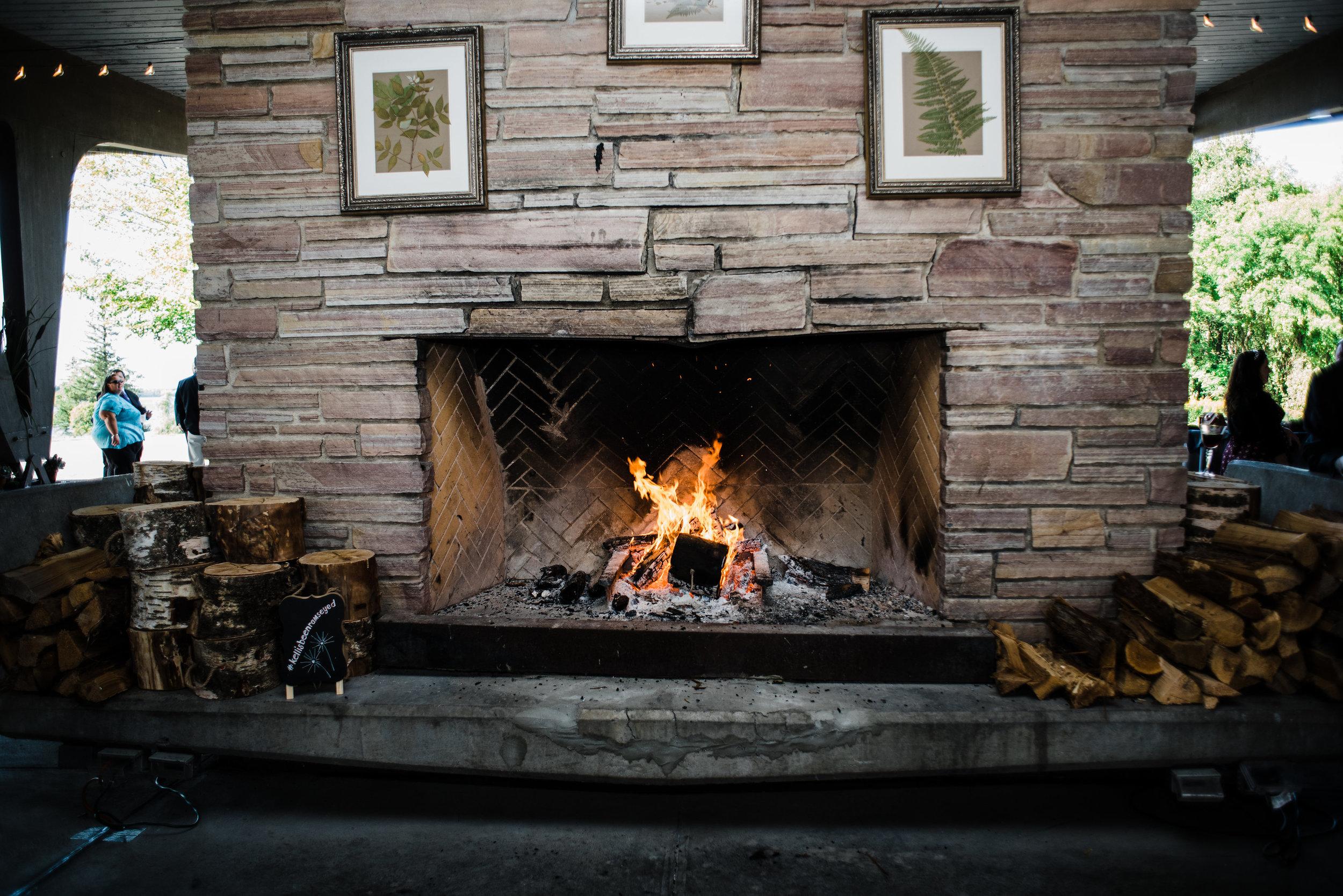 adirondack_wedding_stone_fireplace_framed_ferns