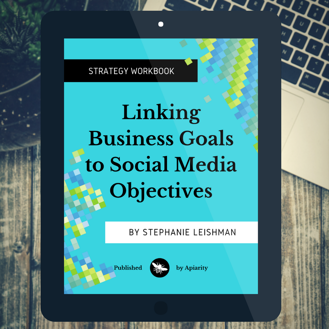 Linking Business Goals to Social Media Objectives