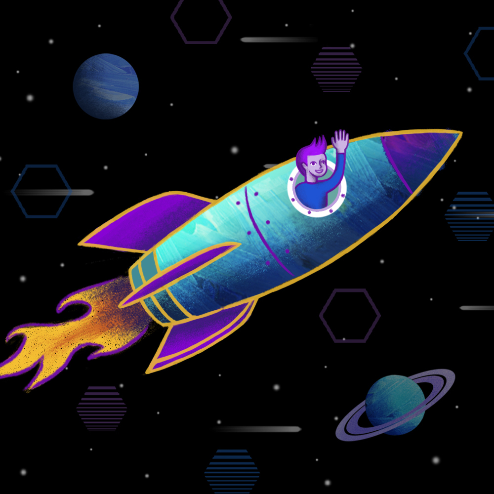 Apiarity Rocketship—let's keep you ahead of the curve!