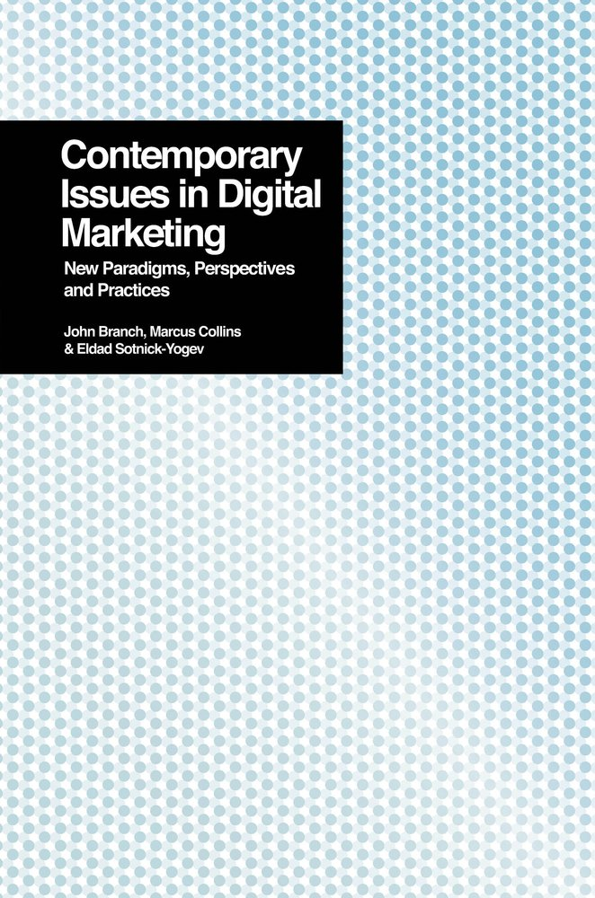 Contemporary Issues in Digital Marketing
