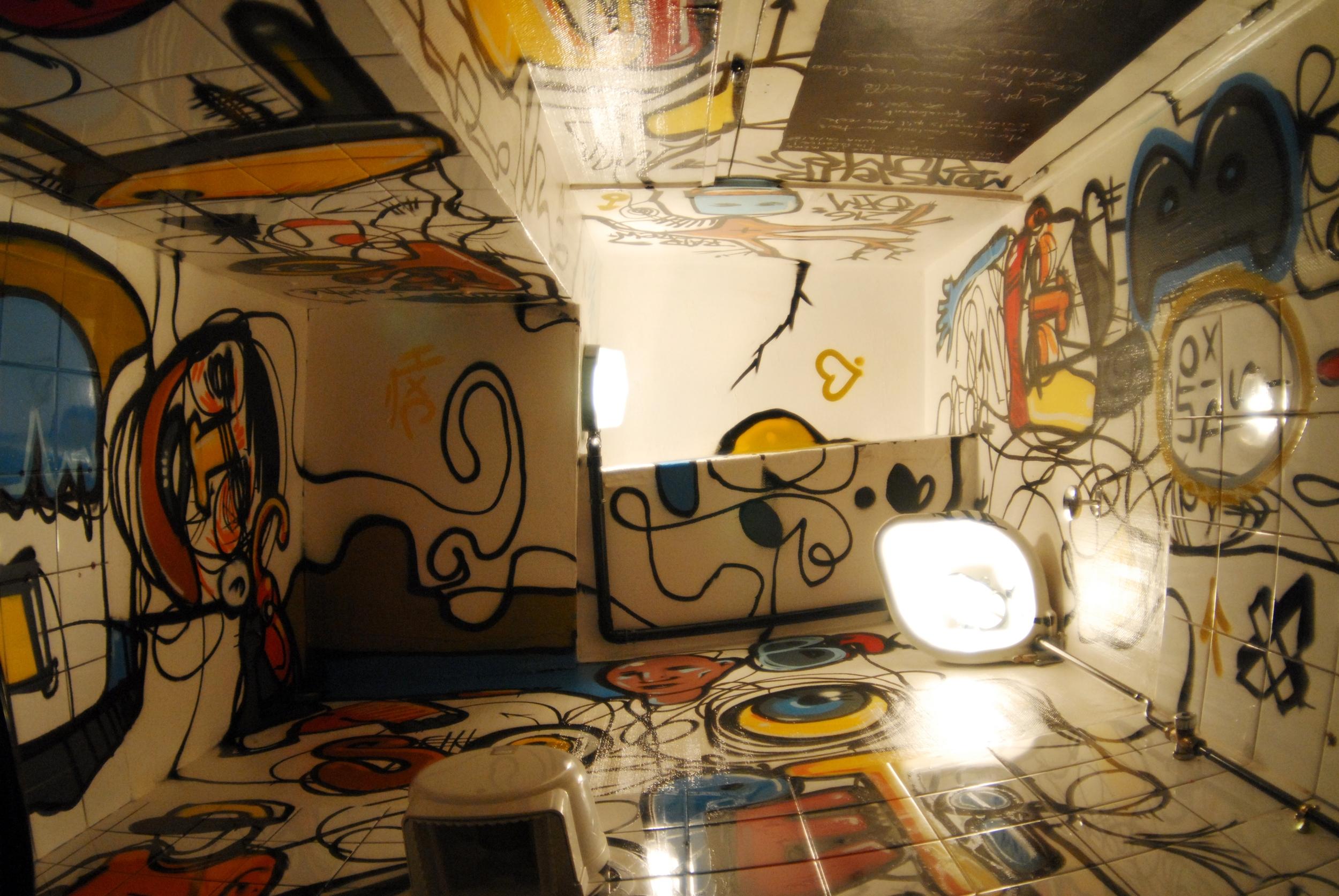 Janvier 2010 - Tours - Bar Le Ptit Soleil