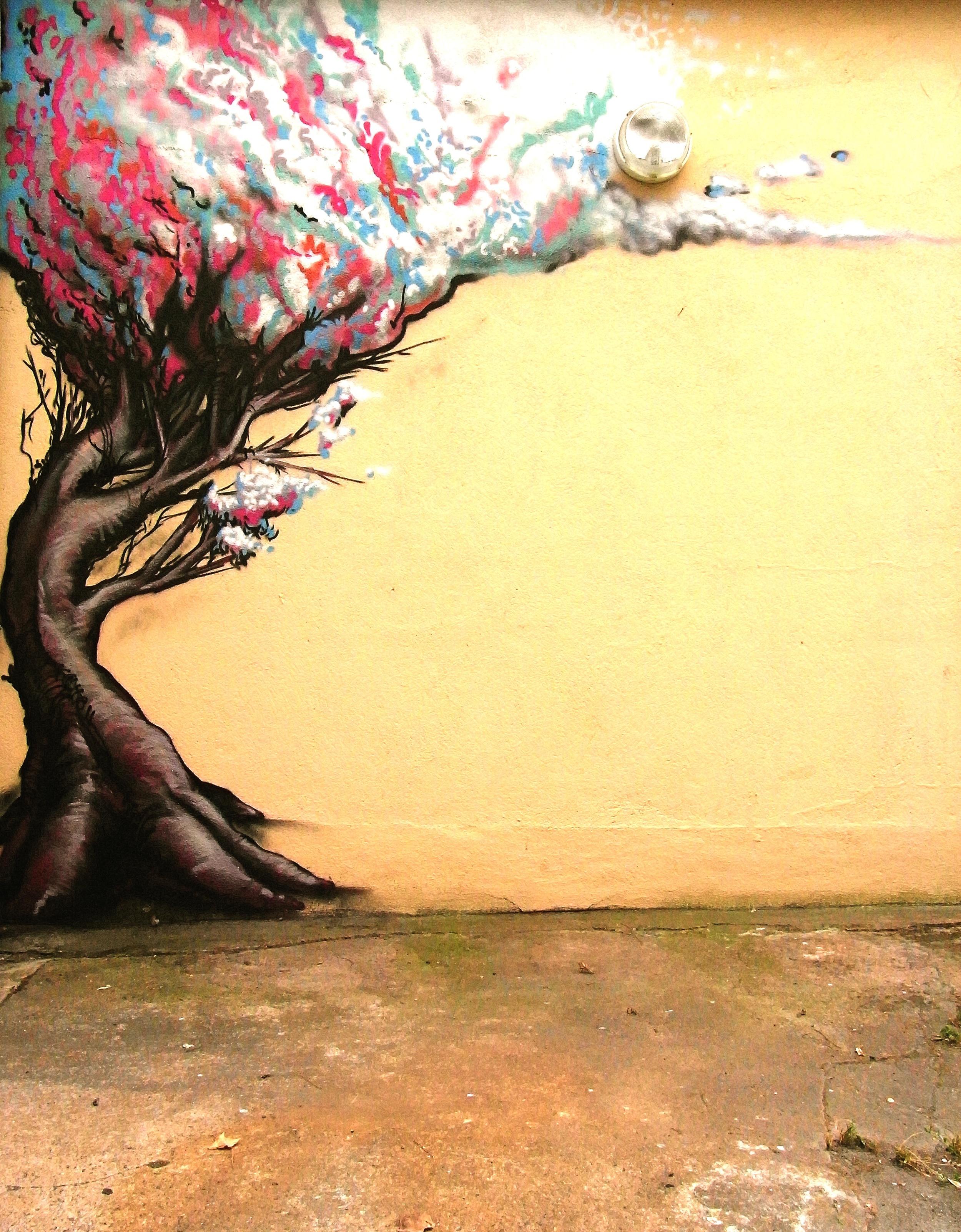Août 2010 - Tree Garden