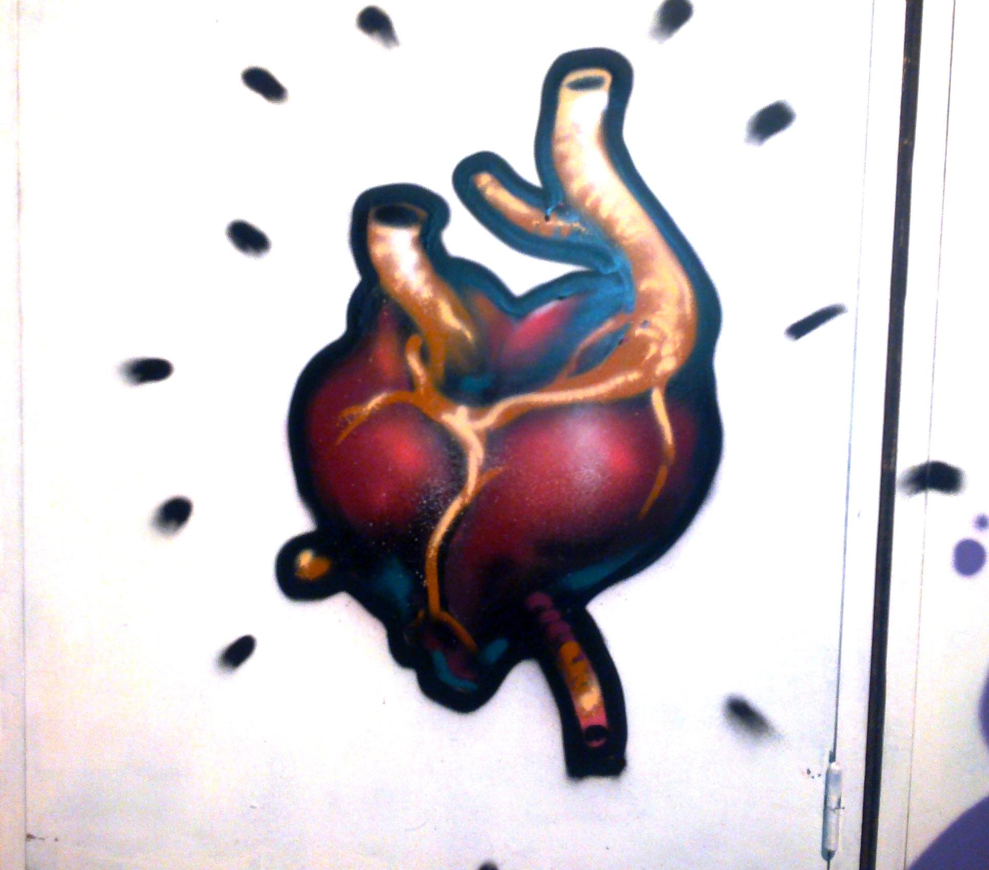 Avril 2011 - Heart