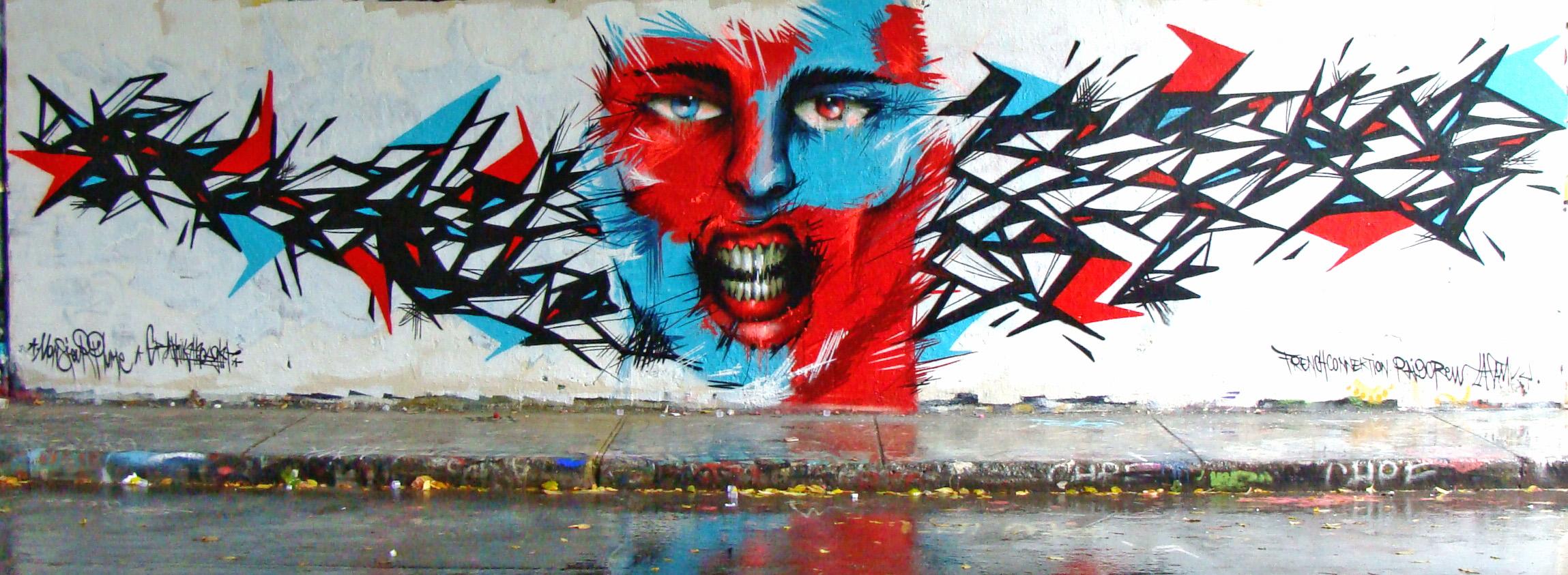 Octobre 2012 - Montréal -   Monsieur Plume w/Graphic Thought