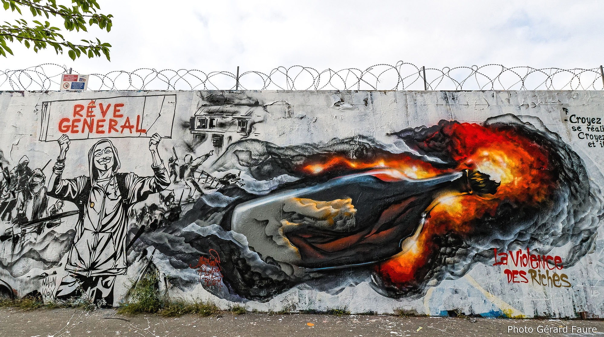 Paris Mai 2018 w/ Mahn Kloix & Itvan.K