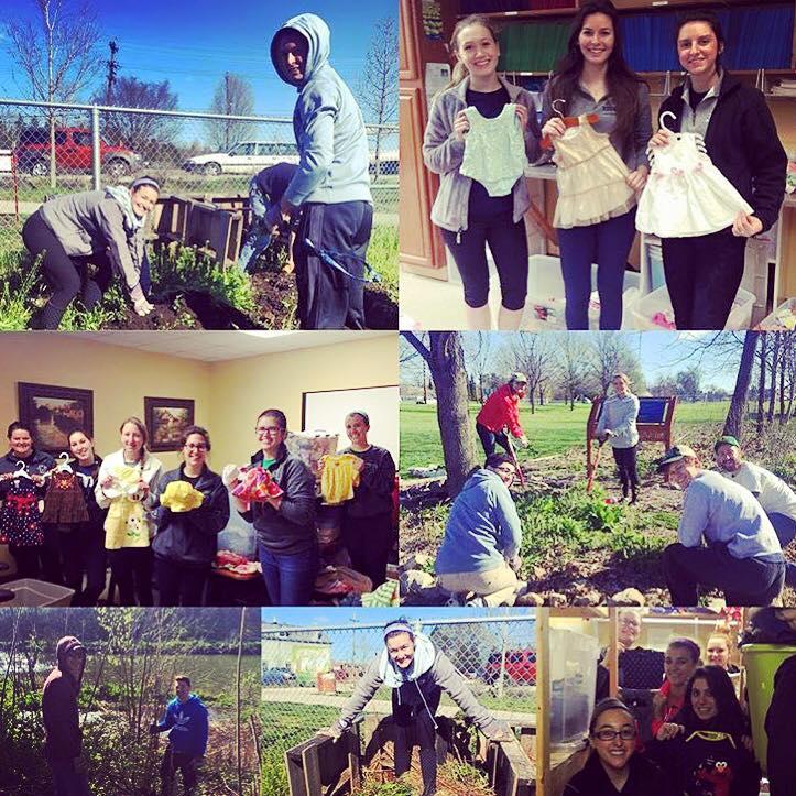 Xavier Community Action Day
