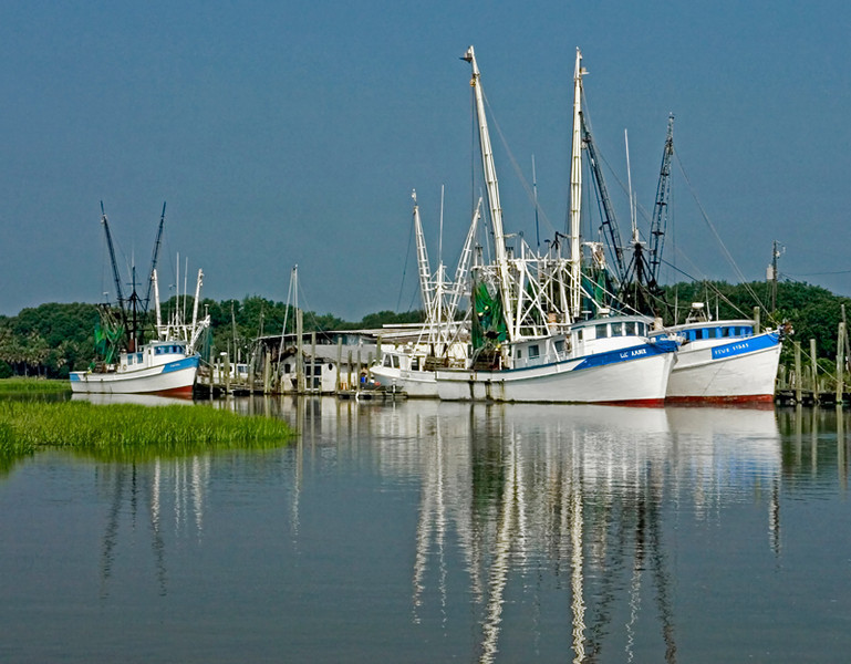 Shrimp Boat Reflections 13x10 viveza #2 filtered-L.jpg