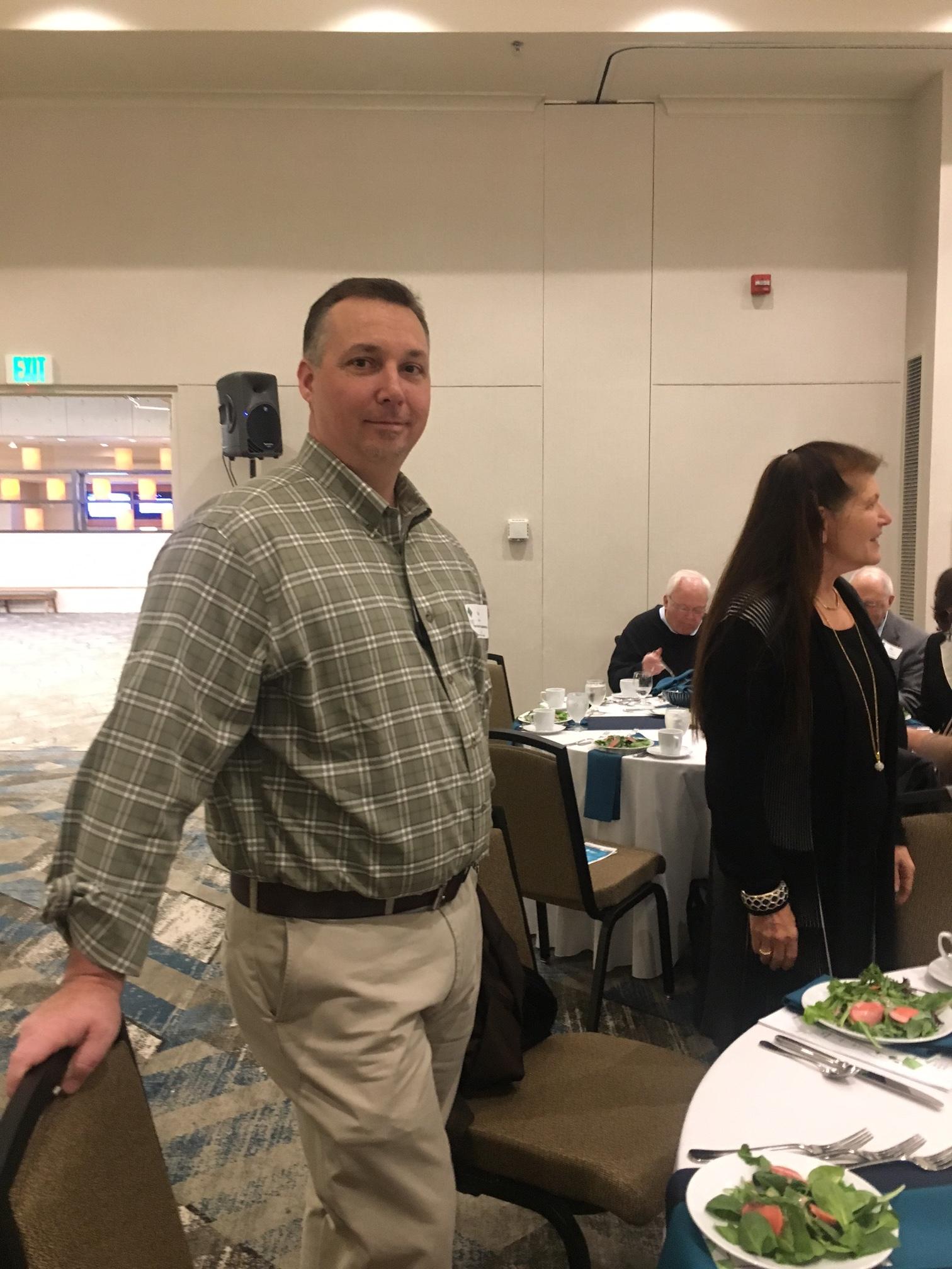 Dan Schroeder - working with business leaders