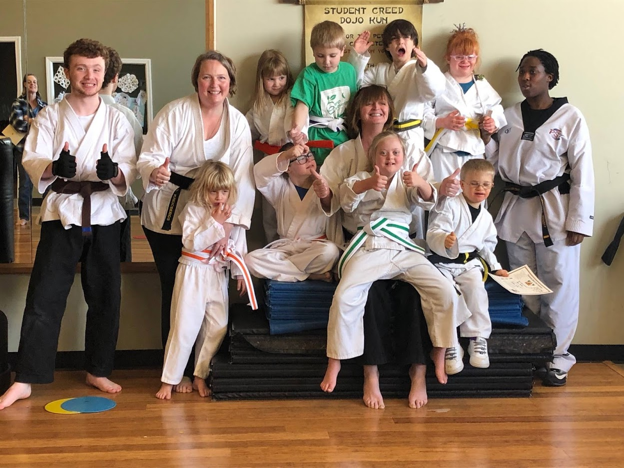 Adaptive Martial Arts