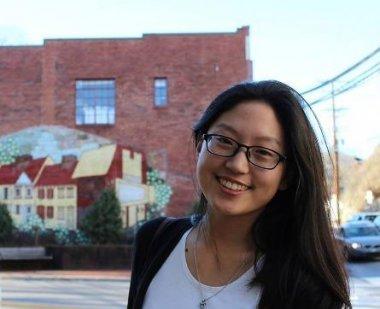 Hana Yi, Senior, Middle School Mathematics and Science Program