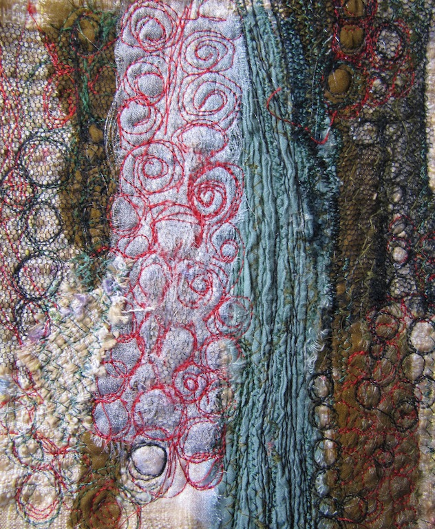 Detail of Tessa Jane's art