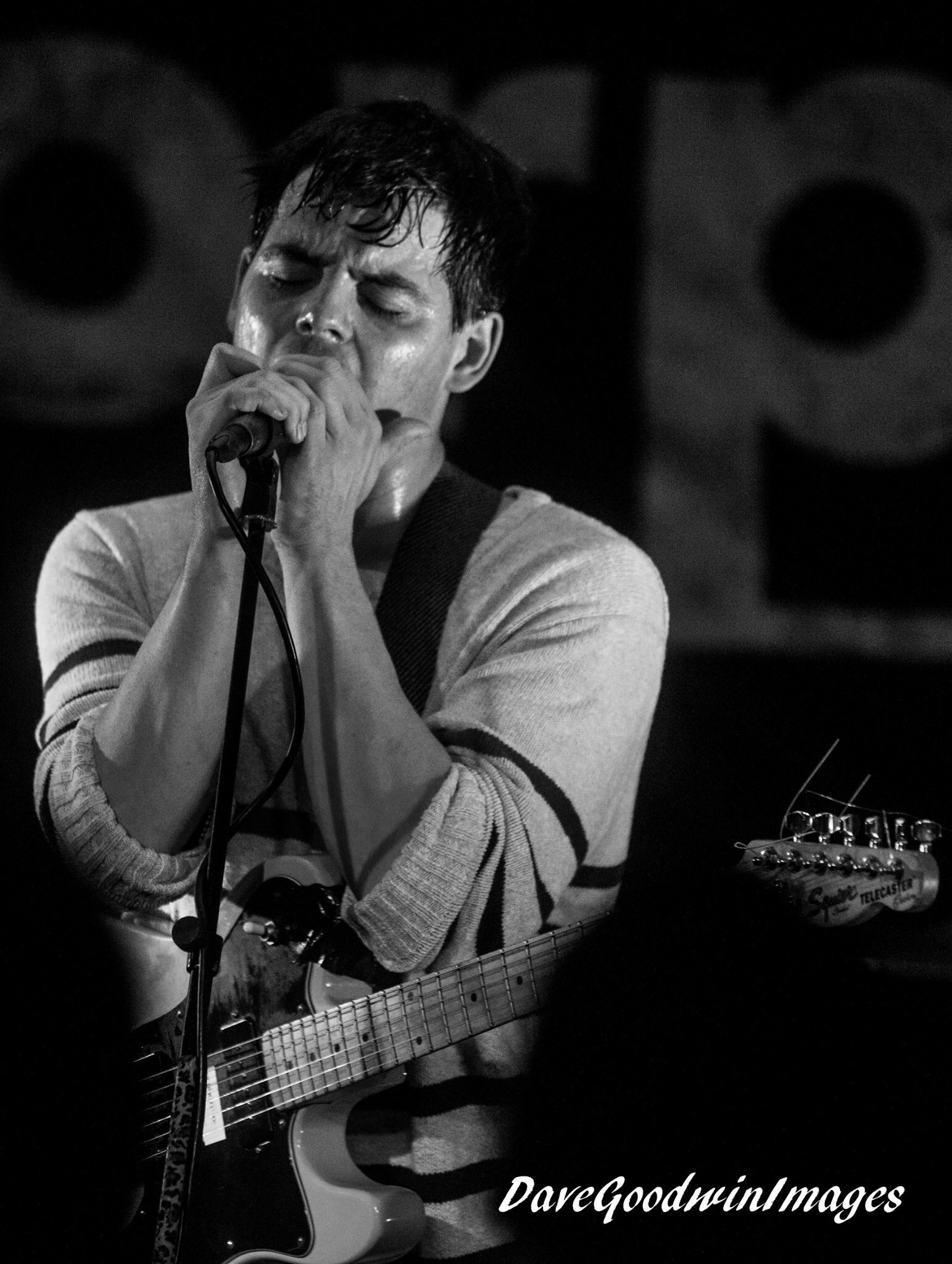 Great photo from last night's Spiders Web gig by Dave Goodwin.