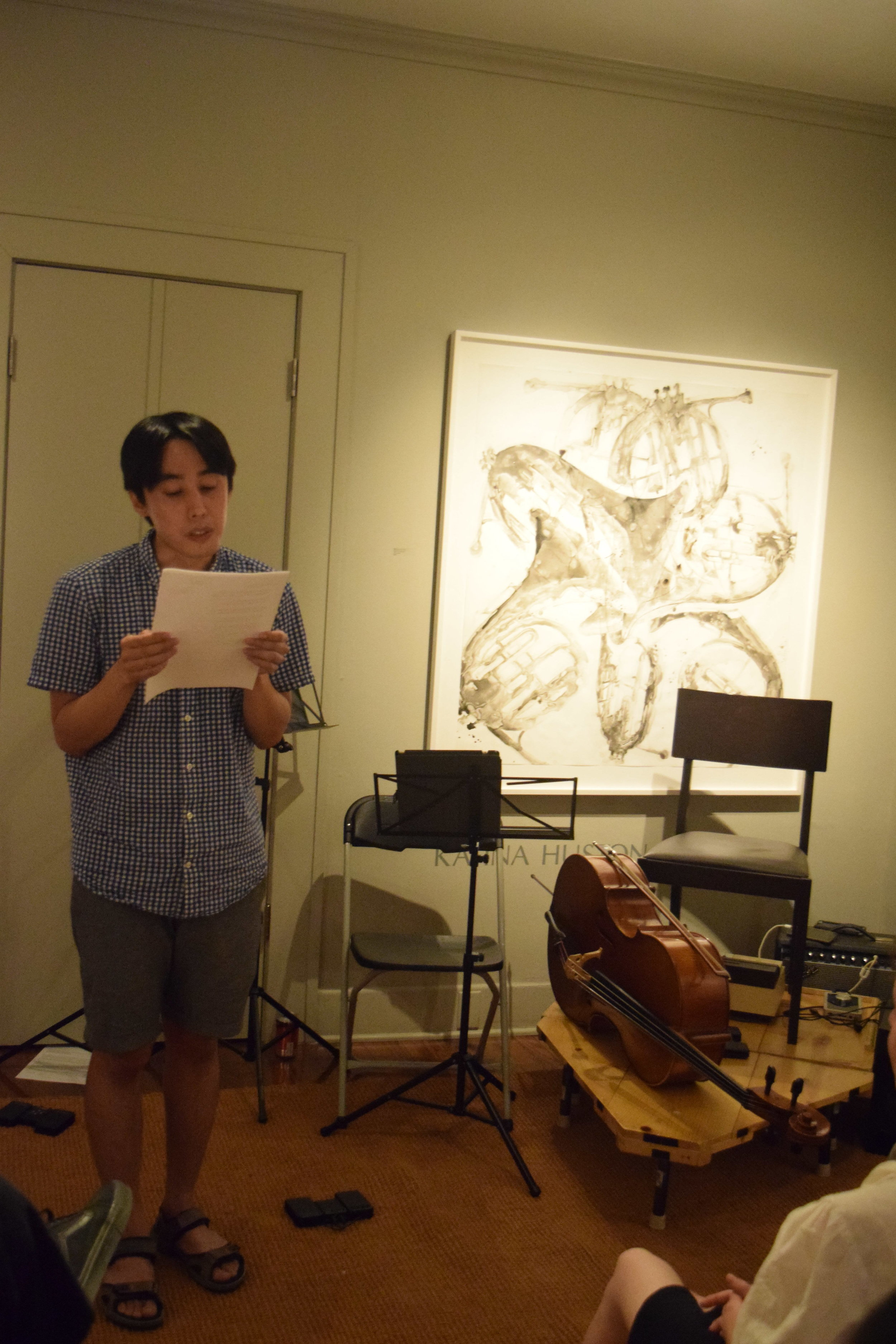 Yuki Tanaka is an MFA student at the Michener Center for Writers at University of Texas at Austin, where he also serves as poetry editor of Bat City Review.