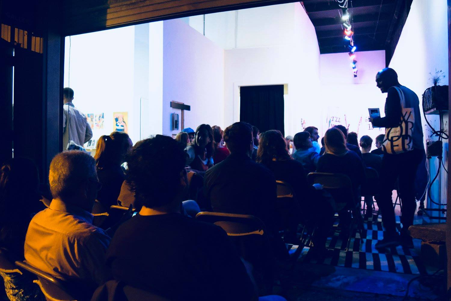 Thanks again to the gorgeous venue, ATM Gallery/Studio!