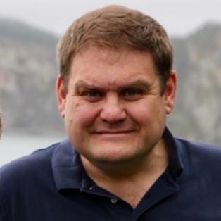Tim Buck headshot