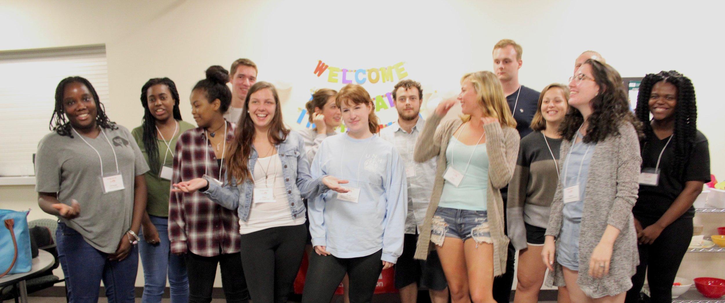 Our Founding Social Innovation Fellows - Fall 2016
