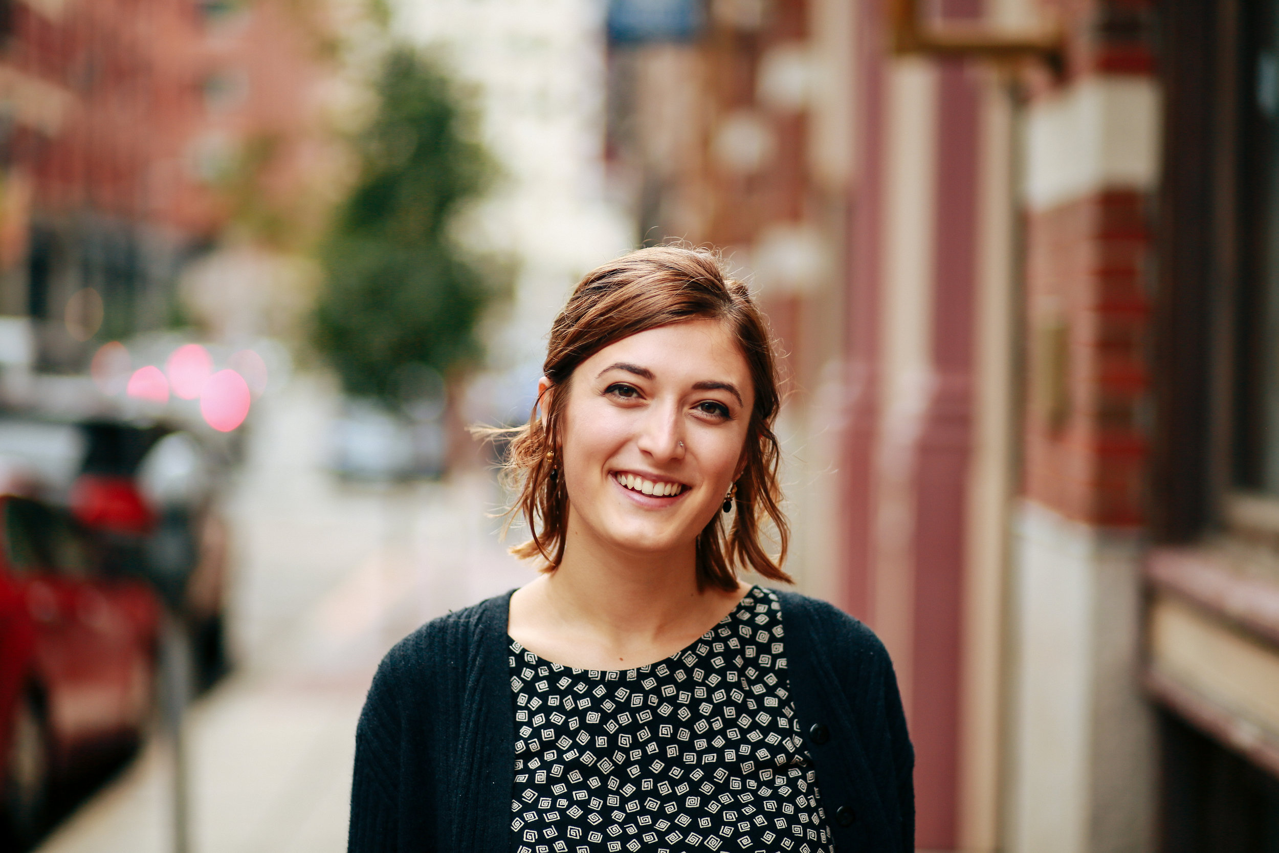 Dana Gingras, Senior in Communication at UNH, Interning with Social Innovation Forum
