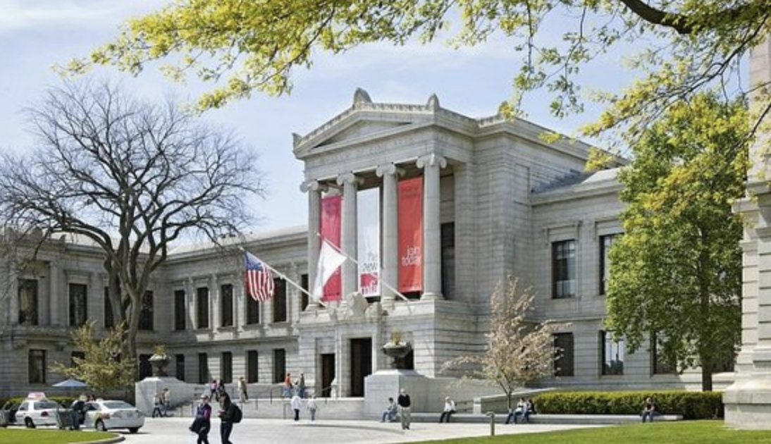 Museum of Fine Arts - Exploring the MFA is free every Wednesday after 4!